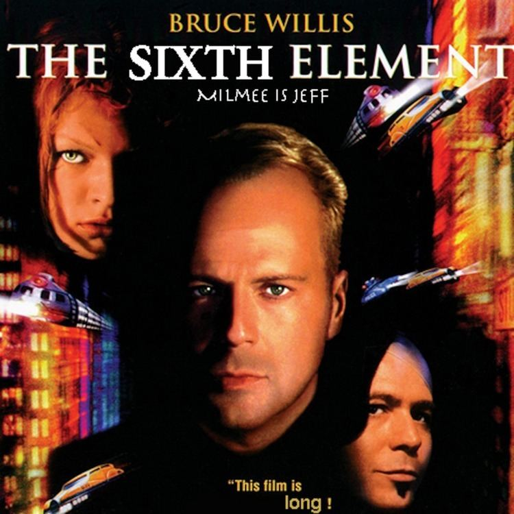 The Sixth Element Ep 2 The Fifth Element 2 The Sixth Element Sequel Of The Week