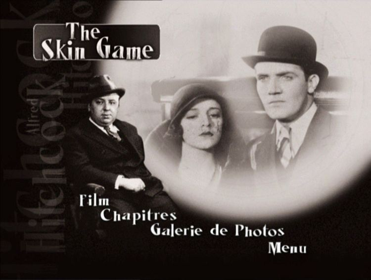 The Skin Game (1931 film) The Skin Game 1931 Studio Canal France 2005 The Alfred