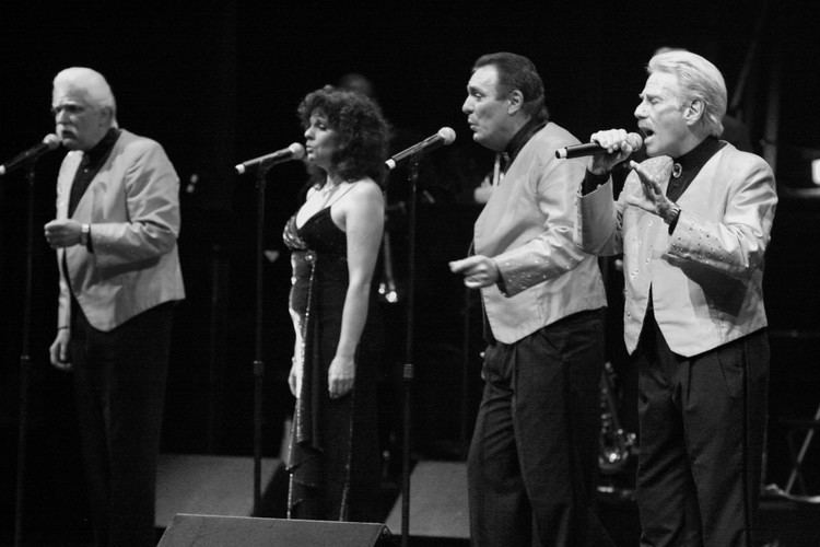 The Skyliners Then and Now The Skyliners OldiesMusicBlog