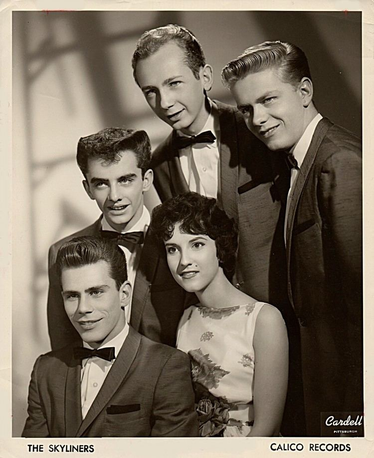 The Skyliners WHITE DOOWOP COLLECTOR White Group Pictures The Skyliners