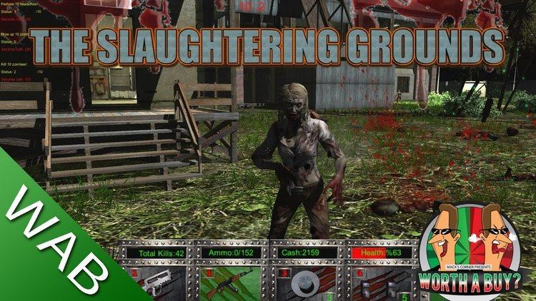 The Slaughtering Grounds The Slaughtering Grounds Review Worth a Buy YouTube