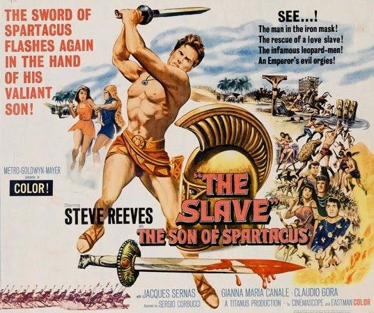 The Slave (1962 film) Bloody Pit of Rod THE SLAVE 1962 or THE SON OF SPARTACUS if