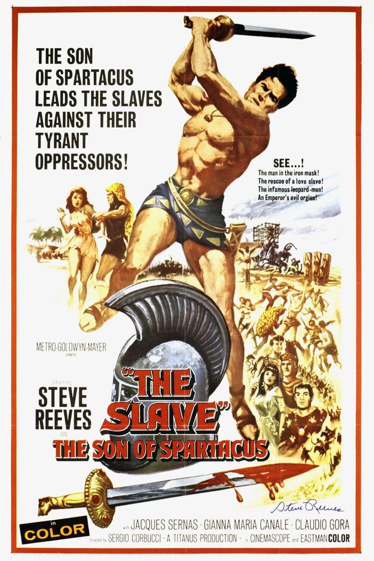 The Slave (1962 film) wwwgstaticcomtvthumbmovieposters15265p15265