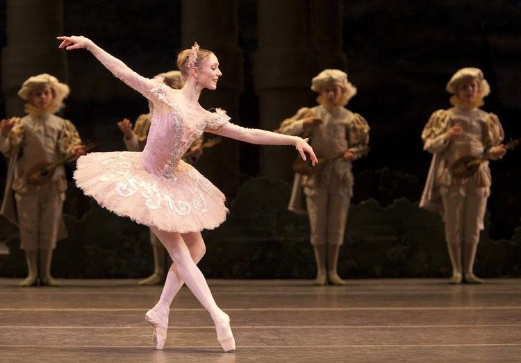 The Sleeping Beauty (ballet) The Sleeping Beauty The challenges of technically demanding roles