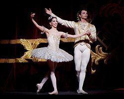 The Sleeping Beauty (ballet) The Sleeping Beauty ballet Wikipedia