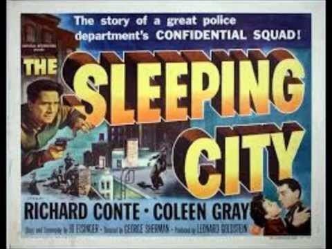 The Sleeping City The Sleeping City 1950 Richard Conte YouTube