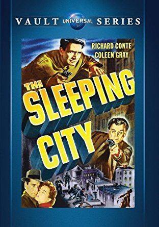 The Sleeping City Amazoncom The Sleeping City Richard Conte Coleen Gray George