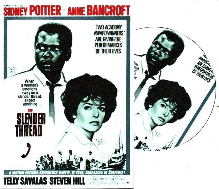 The Slender Thread Flashback To 65 The Slender Thread Sidney Poitier Tries To Talk