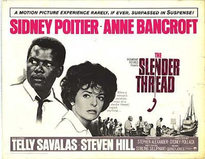 The Slender Thread Caftan Woman 90 YEARS OF SIDNEY POITIER BLOGATHON The Slender