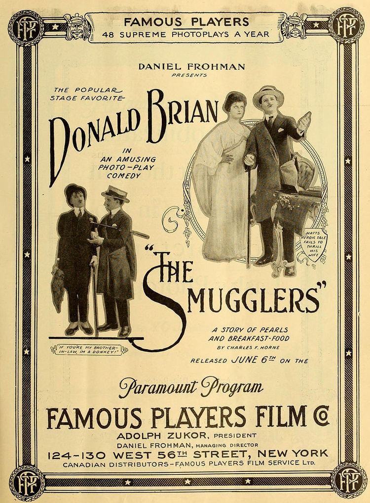 The Smugglers (1916 film)