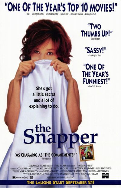 The Snapper (film) The Snapper Movie Review Film Summary 1993 Roger Ebert