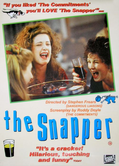 The Snapper (film) The Snapper British Video Poster