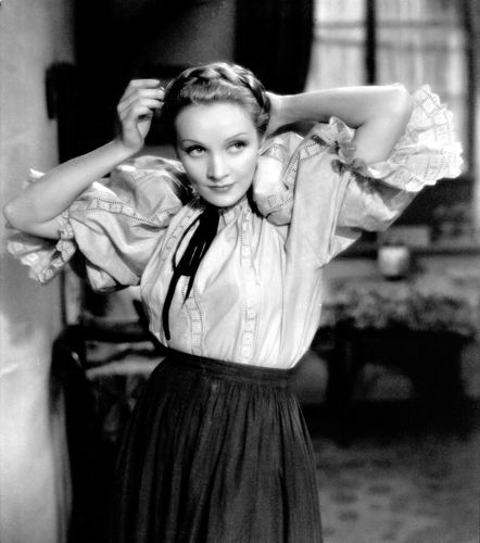 The Song of Songs (1933 film) Streamline The Official Filmstruck Blog Marlene Dietrich in the Buff