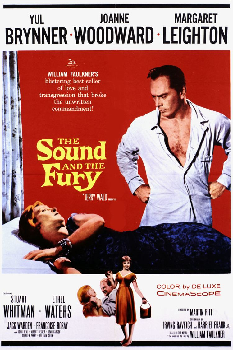 The Sound and the Fury (1959 film) wwwgstaticcomtvthumbmovieposters310p310pv