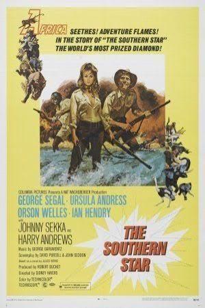 The Southern Star (film) t0gstaticcomimagesqtbnANd9GcR7qNXpLqdSYik7j