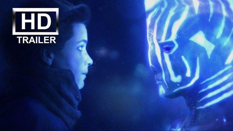 The Space Between Us (film) The Space Between Us Official Trailer HD YouTube
