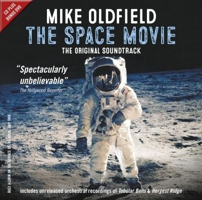 The Space Movie Buy The Space Movie Original Soundtrack by Mike Oldfield from Gonzo