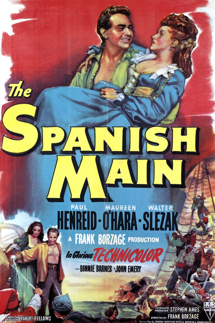 The Spanish Main wwwgstaticcomtvthumbmovieposters4597p4597p