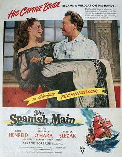 The Spanish Main The Spanish Main 1945