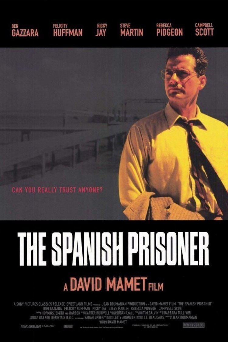 The Spanish Prisoner wwwgstaticcomtvthumbmovieposters19881p19881
