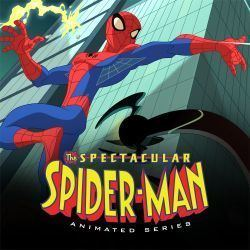 The Spectacular Spider-Man (TV series) The Spectacular SpiderMan SpiderMan TV Marvelcom