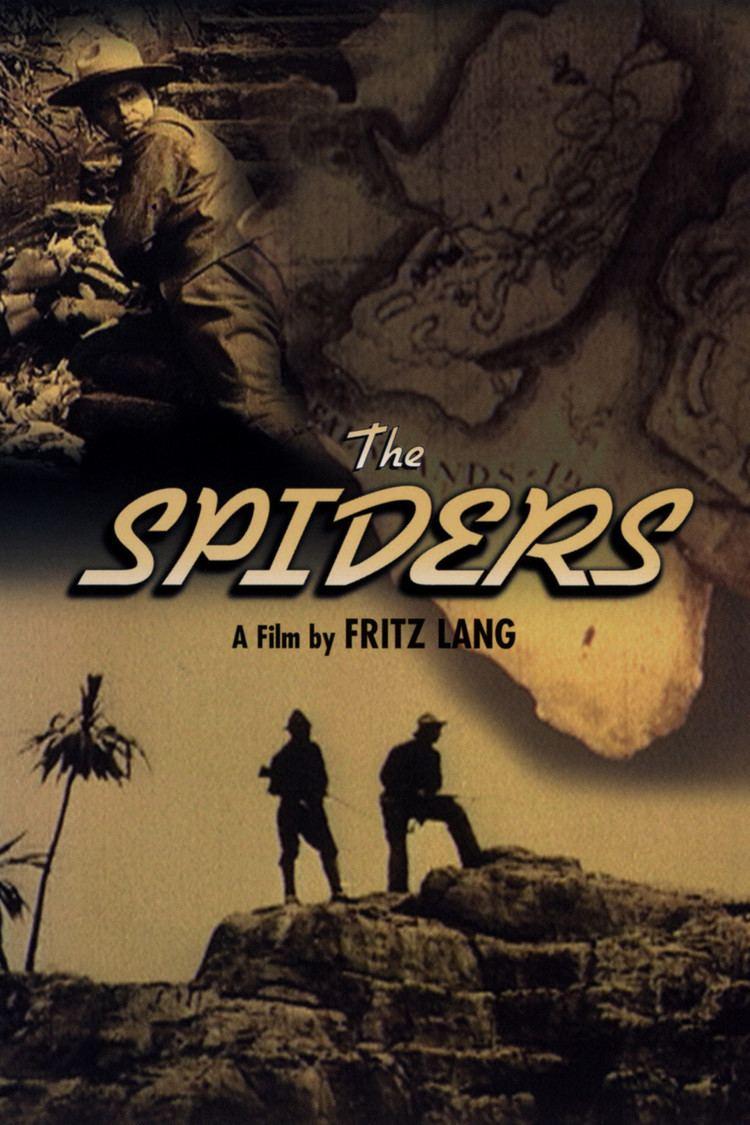 The Spiders (film) wwwgstaticcomtvthumbdvdboxart69252p69252d