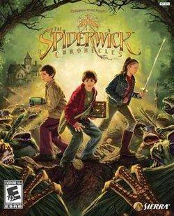 The Spiderwick Chronicles (video game) httpsuploadwikimediaorgwikipediaenthumbb