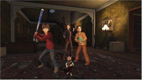 The Spiderwick Chronicles (video game) Amazoncom The Spiderwick Chronicles Xbox 360 Artist Not