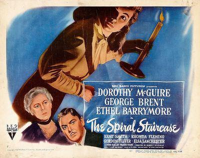 The Spiral Staircase (1946 film) The Spiral Staircase 1945 Film Noir of the Week