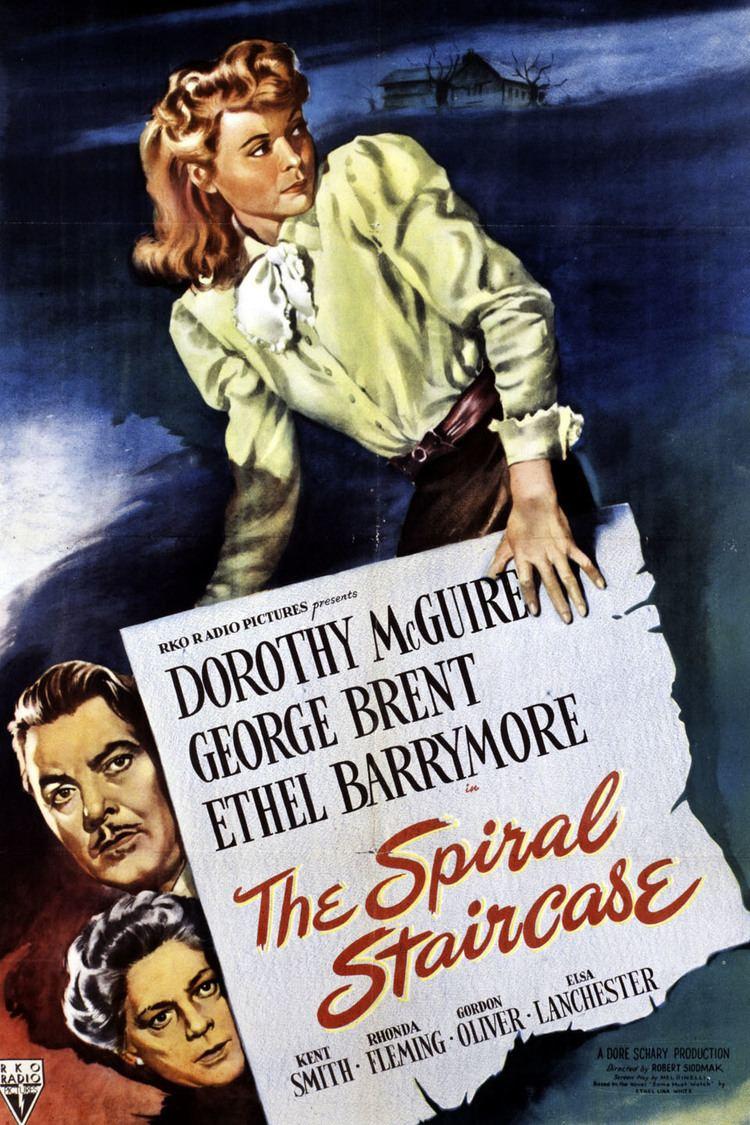 The Spiral Staircase (1946 film) wwwgstaticcomtvthumbmovieposters3866p3866p