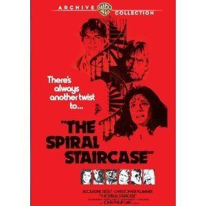 The Spiral Staircase (1975 film) DVD REVIEW THE SPIRAL STAIRCASE 1975 STARRING JACQUELINE BISSET