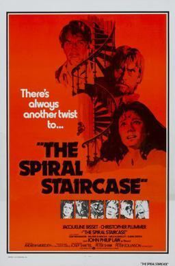 The Spiral Staircase (1975 film) The Spiral Staircase 1975 film Wikipedia