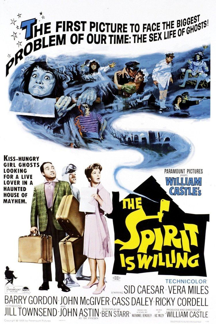 The Spirit Is Willing wwwgstaticcomtvthumbmovieposters37209p37209