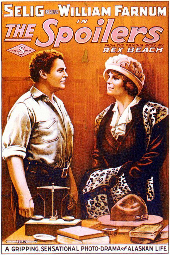 The Spoilers (1914 film) The Spoilers 1914 film Wikipedia