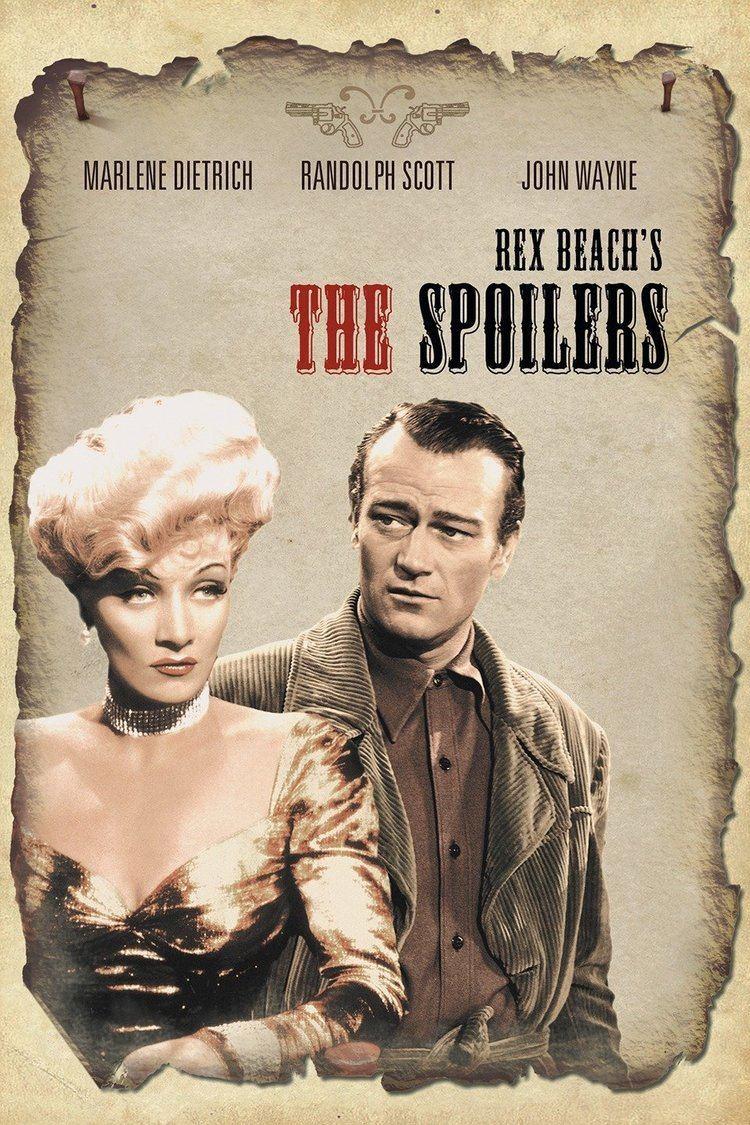The Spoilers (1942 film) wwwgstaticcomtvthumbmovieposters986p986pv