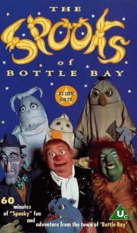 The Spooks of Bottle Bay The Spooks Of Bottle Bay VHS Amazoncouk Video
