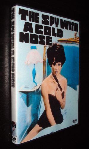 The Spy with a Cold Nose SPY WITH A COLD NOSE THE 1966 DVD modcinema