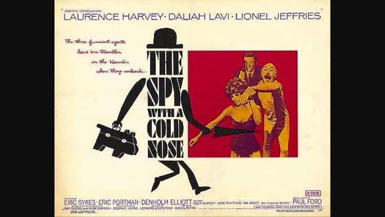 The Spy with a Cold Nose Riz Ortolani The Spy With A Cold Nose 1966 Soundtrack Main
