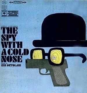 The Spy with a Cold Nose Spy With A Cold Nose The Soundtrack details SoundtrackCollectorcom