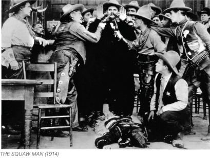 The Squaw Man (1914 film) American Film