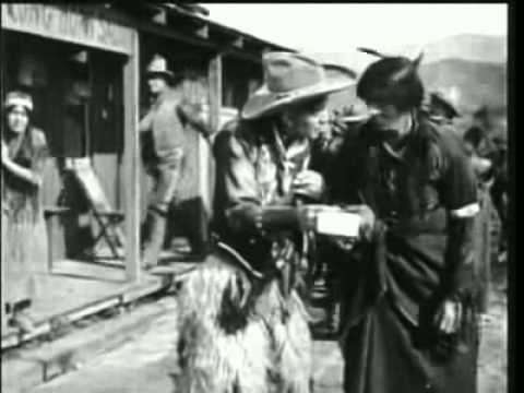 The Squaw Man (1914 film) Squaw Man 1914 Western Film Cecil B DeMille movie YouTube