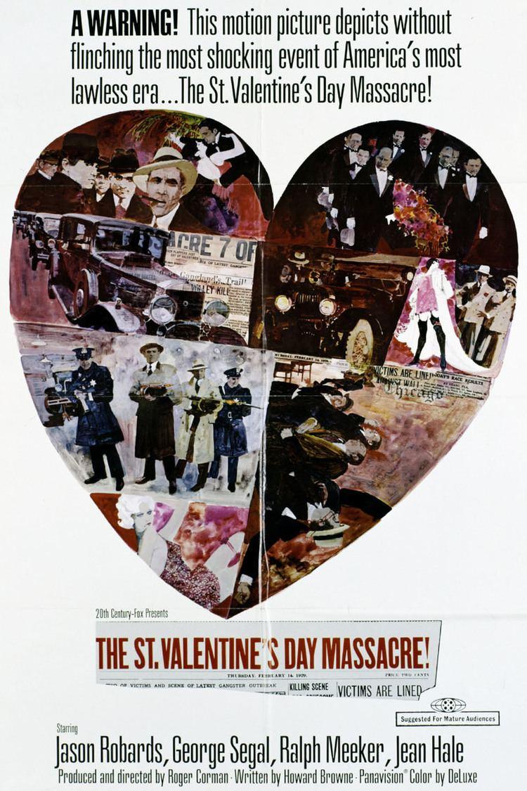 The St Valentines Day Massacre Film Alchetron The Free Social