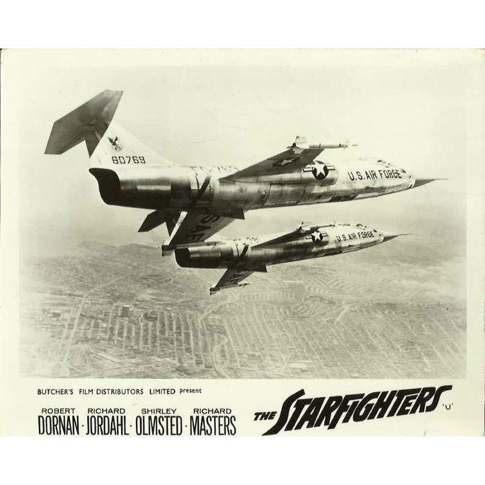 The Starfighters THE STARFIGHTERS Robert Dornan Richard Masters FOH Stills Set 8