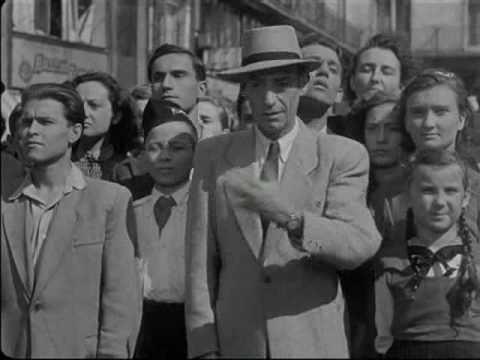 The State Department Store llami ruhz els jelenet Astoria 1952 YouTube