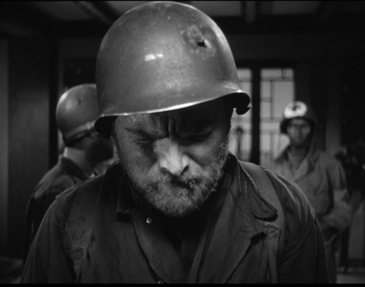 The Steel Helmet The Steel Helmet 1951 Sam Fuller Twenty Four Frames