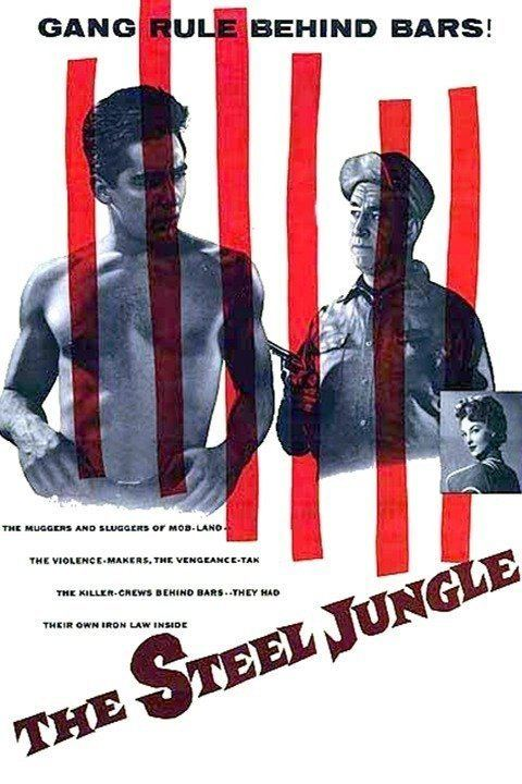 The Steel Jungle wwwgstaticcomtvthumbmovieposters91952p91952