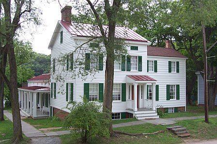 The Stephens-Black House
