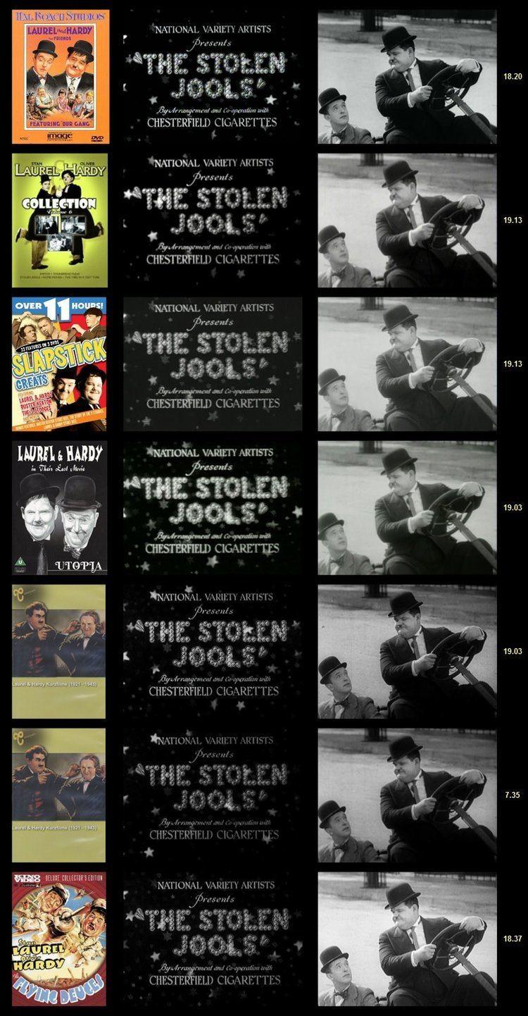 The Stolen Jools dvdcomparisonthestolenjoolsjpg
