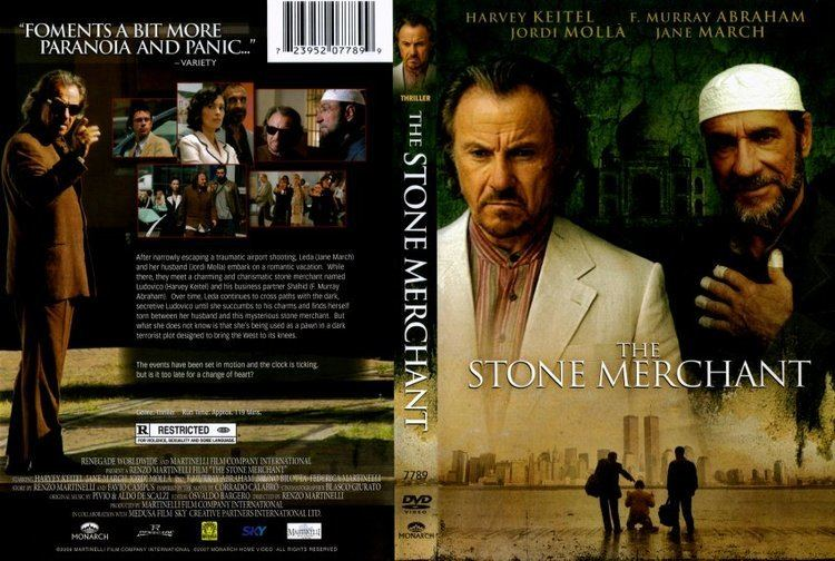 The Stone Merchant The Stone Merchant Movie DVD Scanned Covers 5171THE STONE