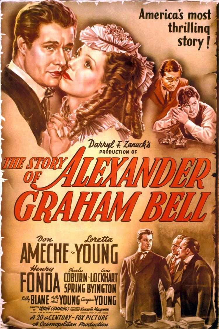 The Story of Alexander Graham Bell wwwgstaticcomtvthumbmovieposters4009p4009p